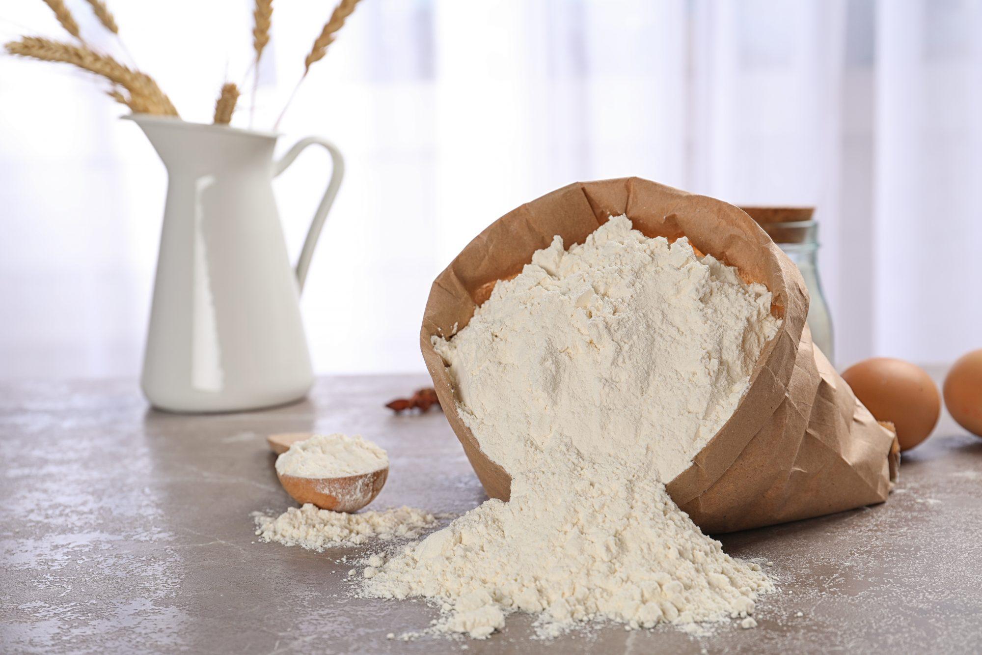 Getty Flour 10/7/19