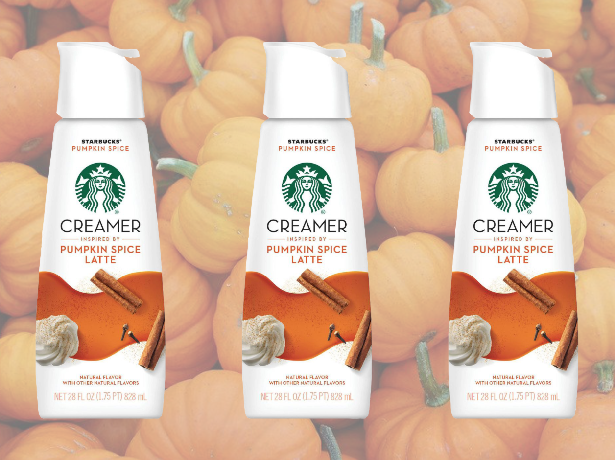 We Tried 6 Pumpkin Spice Coffee Creamers And This Was The