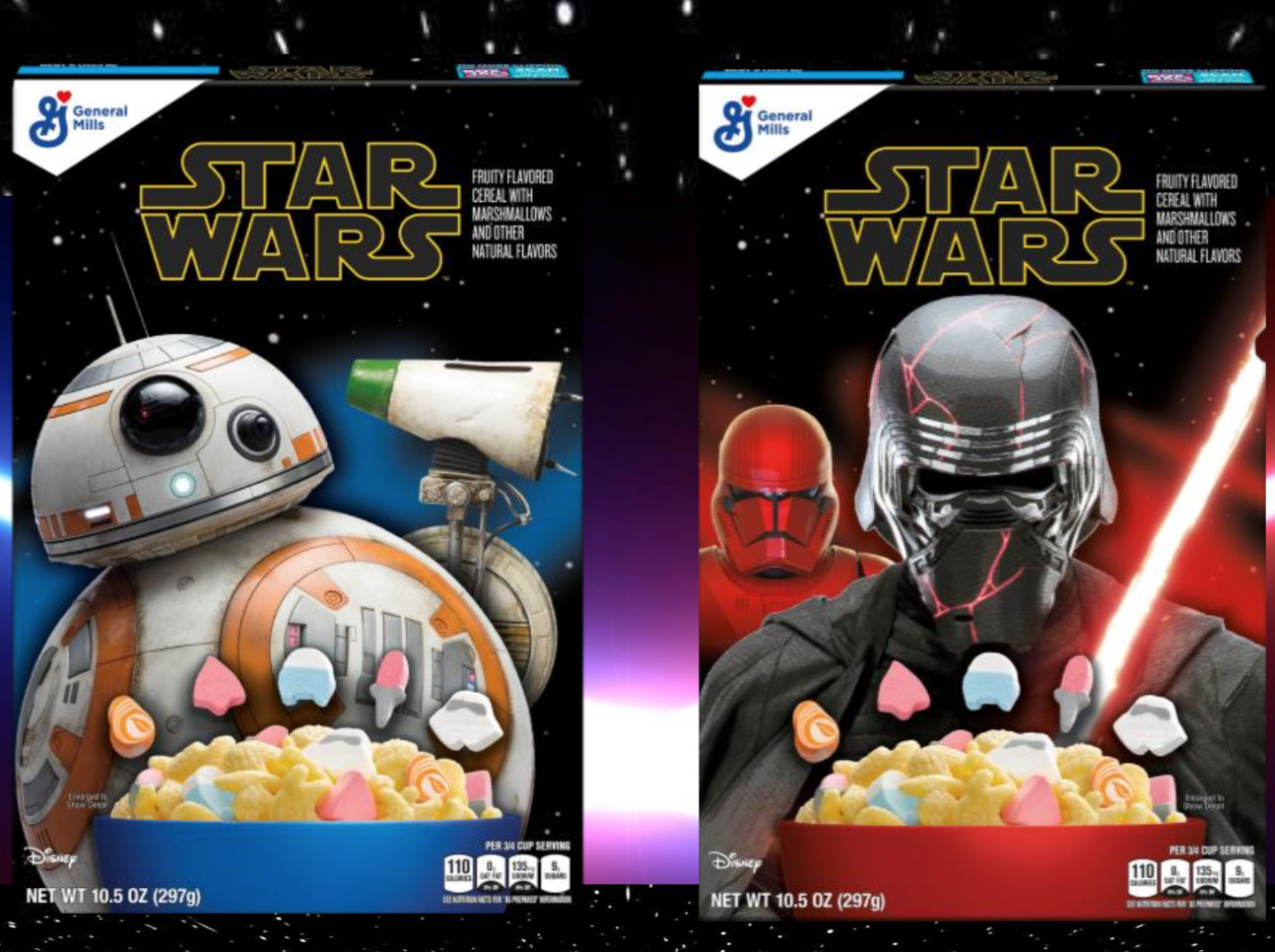 'Star Wars' Cereal Is Coming Back and It Looks Out of This World