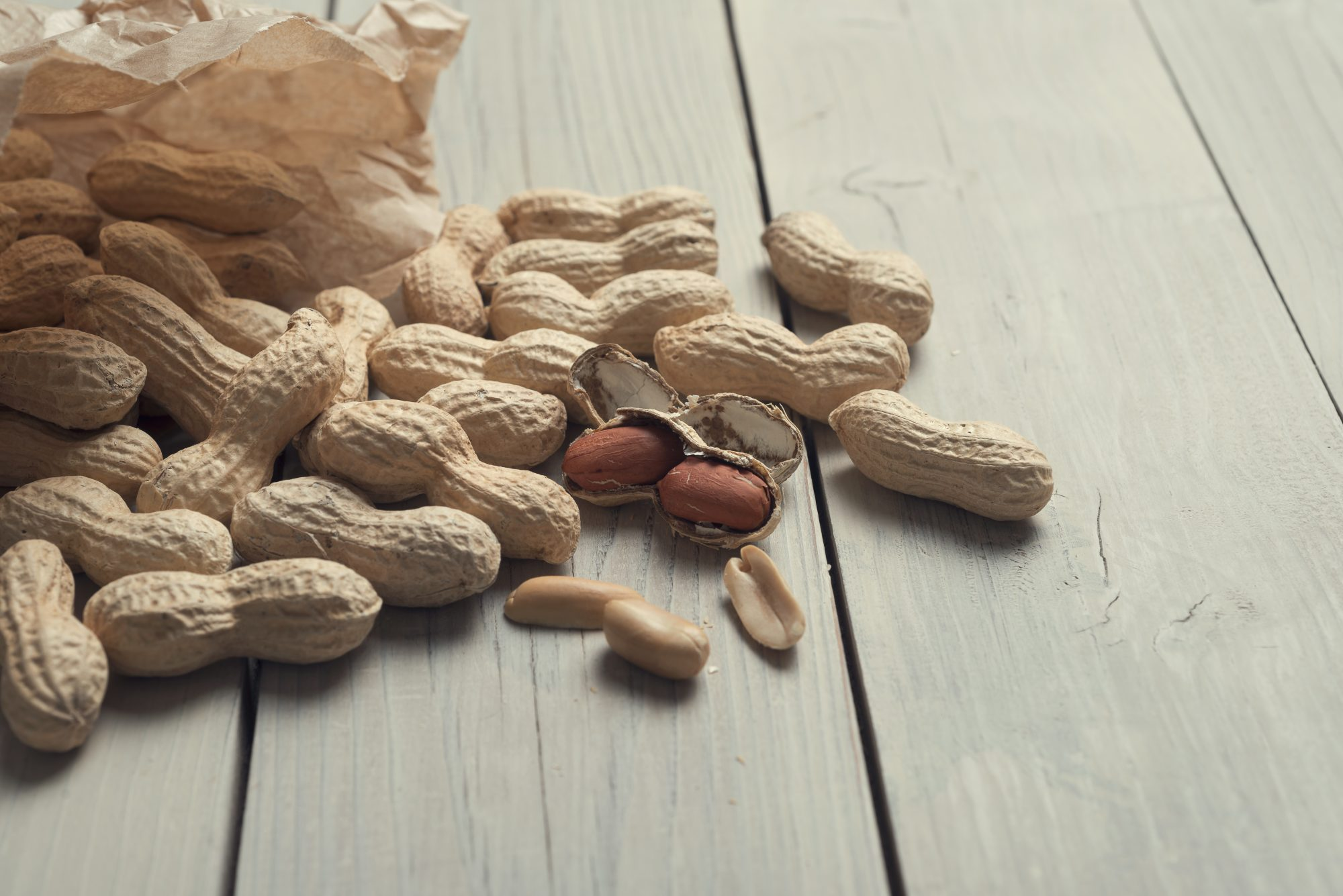 Why I Eat Peanuts With the Shell On