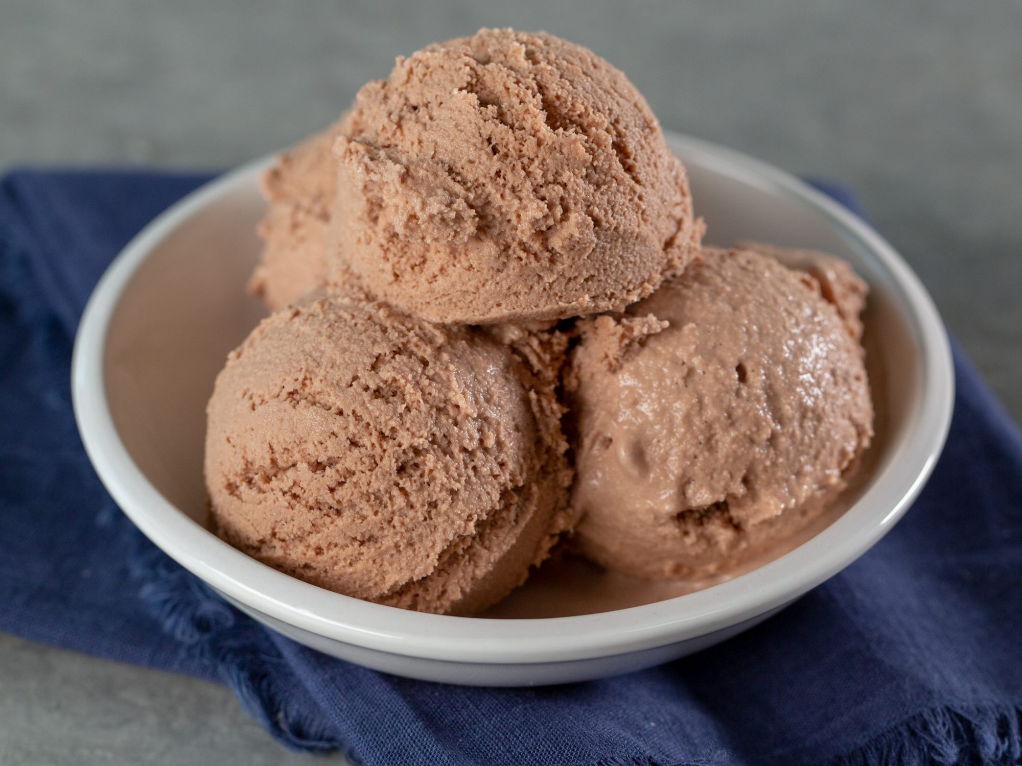 Keto Chocolate Ice Cream image