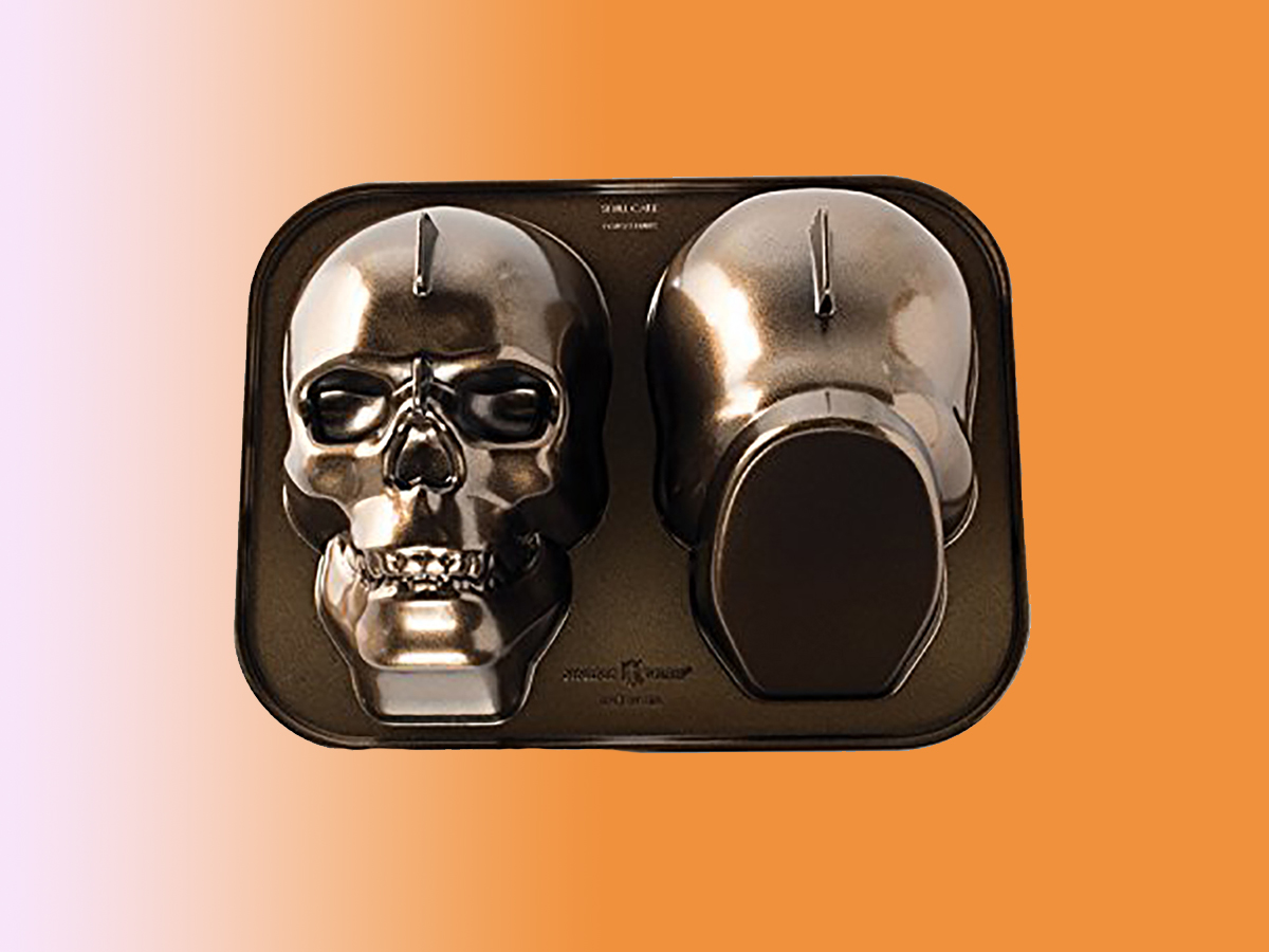 Nordic Ware S Halloween Cake Pans Are On Sale Myrecipes