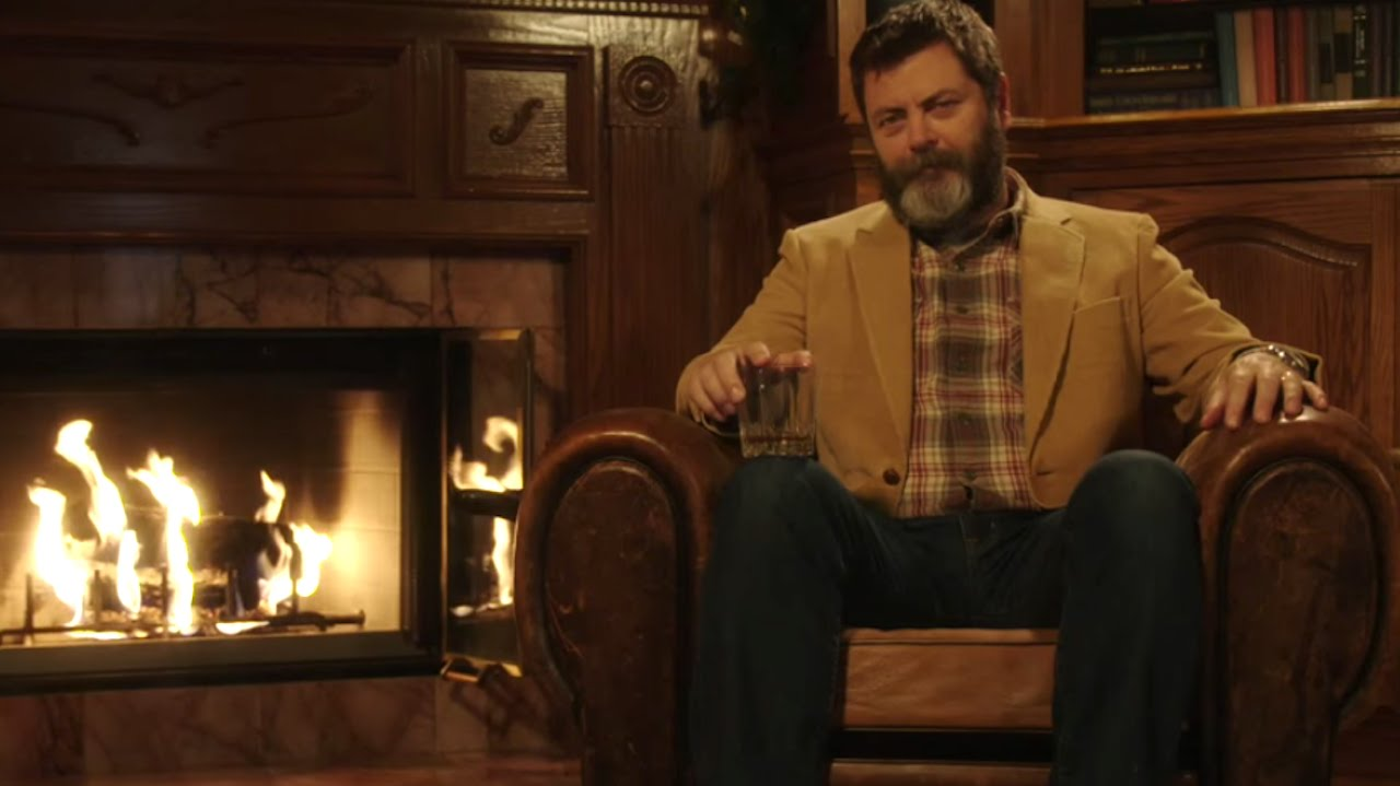 Nick Offerman Gets His Own Lagavulin Scotch