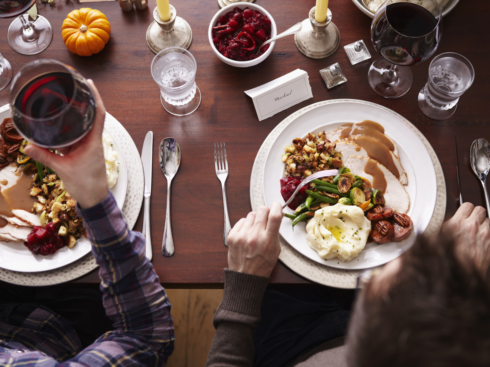 Here's the Most Popular Thanksgiving Recipe in Every State, According to Google