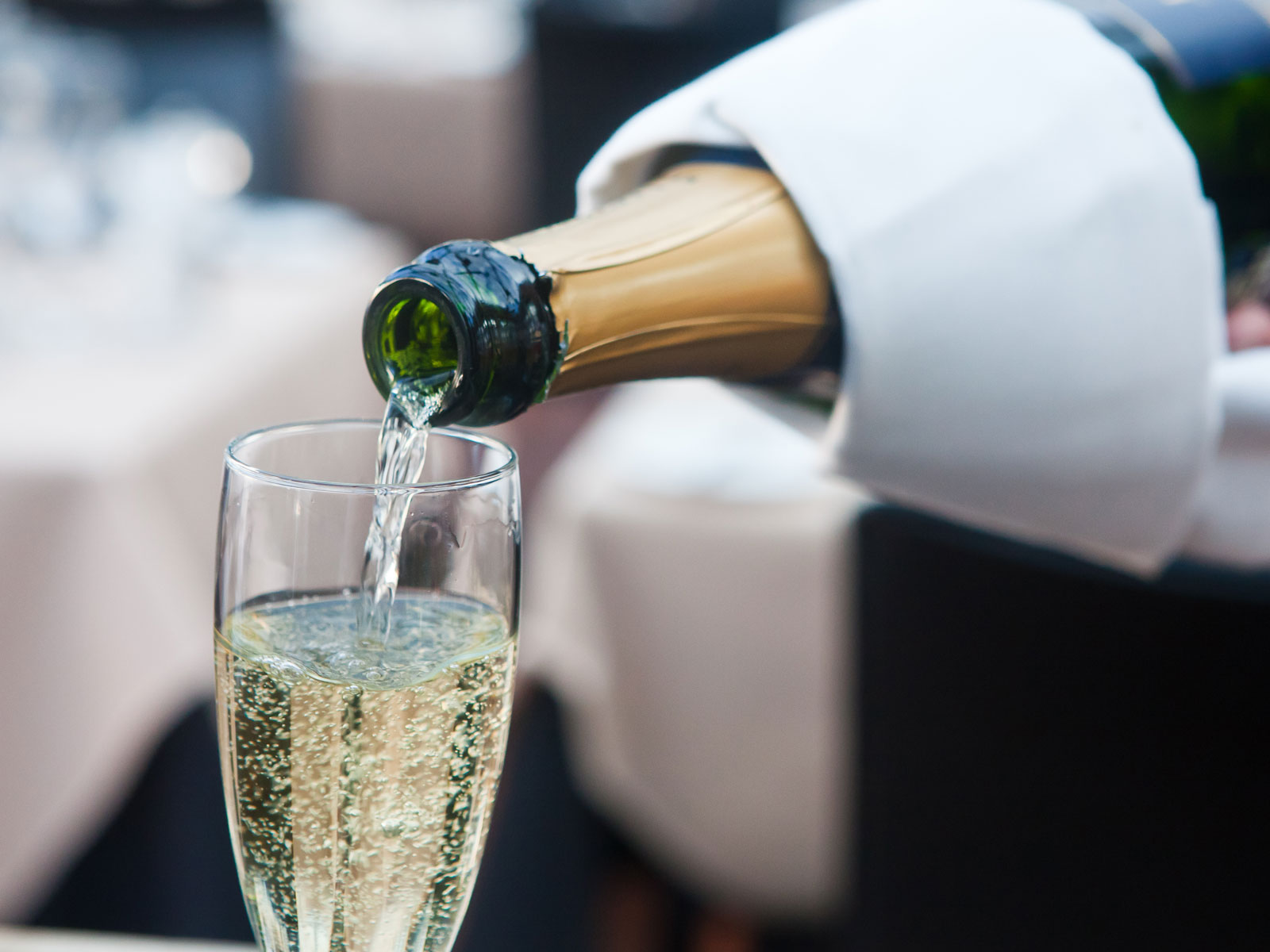108-Year-Old Says Champagne Is the Secret to Her Longevity