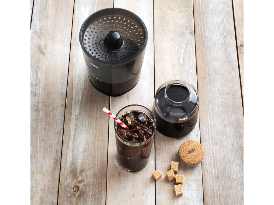 OXO Brew Compact Cold Brew Coffee Maker, Lifestyle