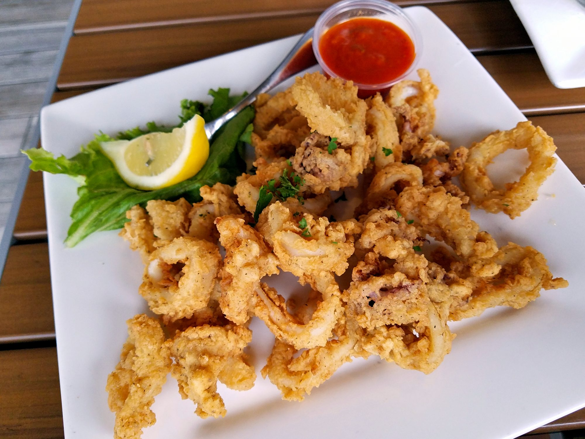 Calamari Getty 10/28/19