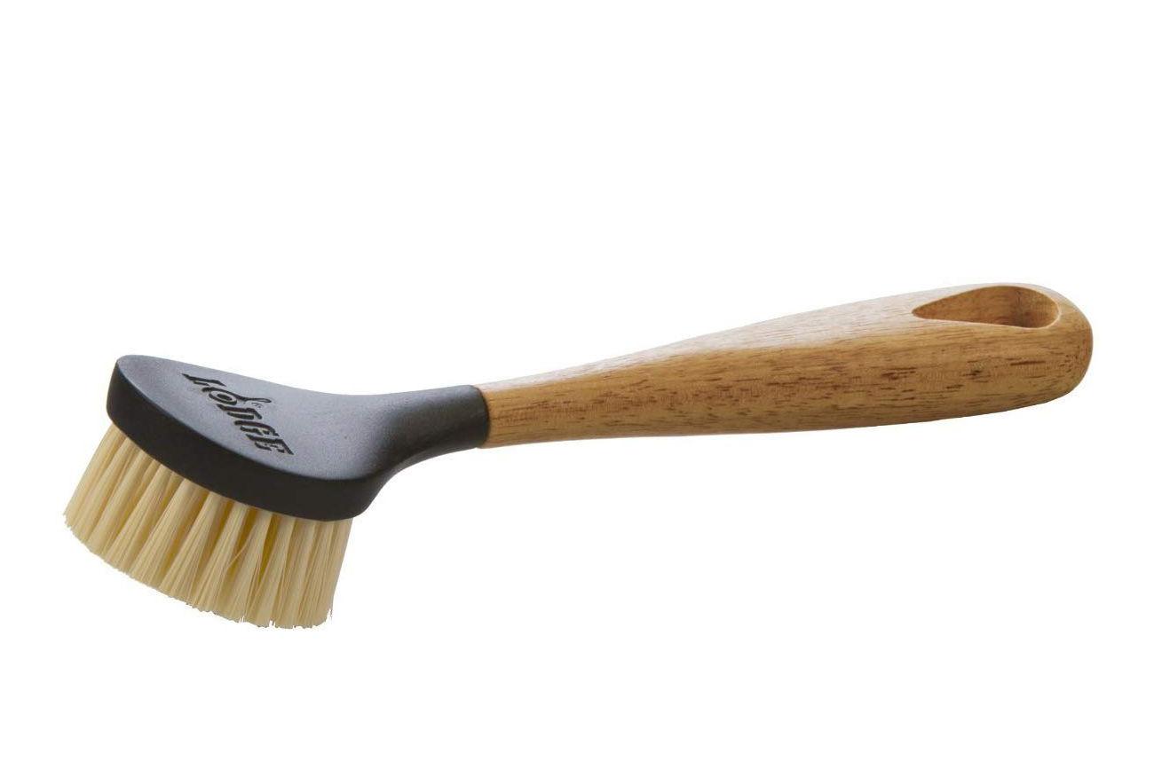 Lodge 10-Inch Cast Iron Scrub Brush