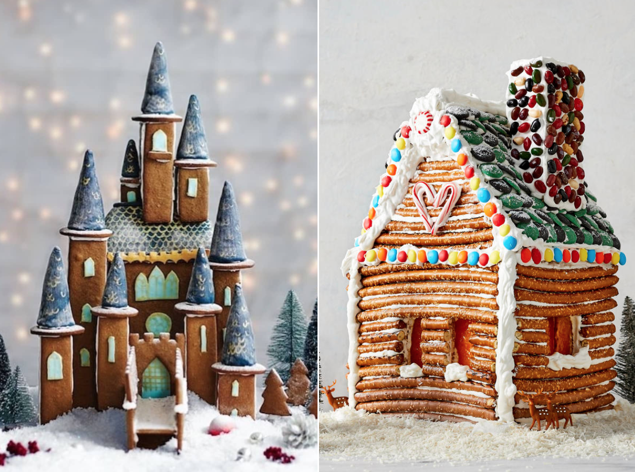 Gingerbread houses 2