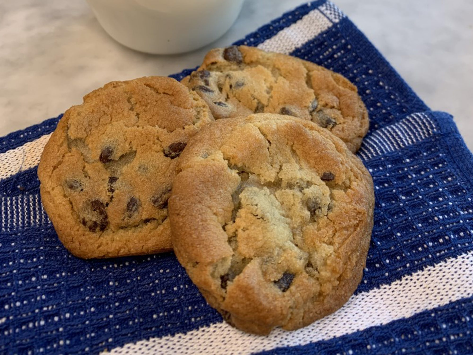 Air-Fried Cookies image