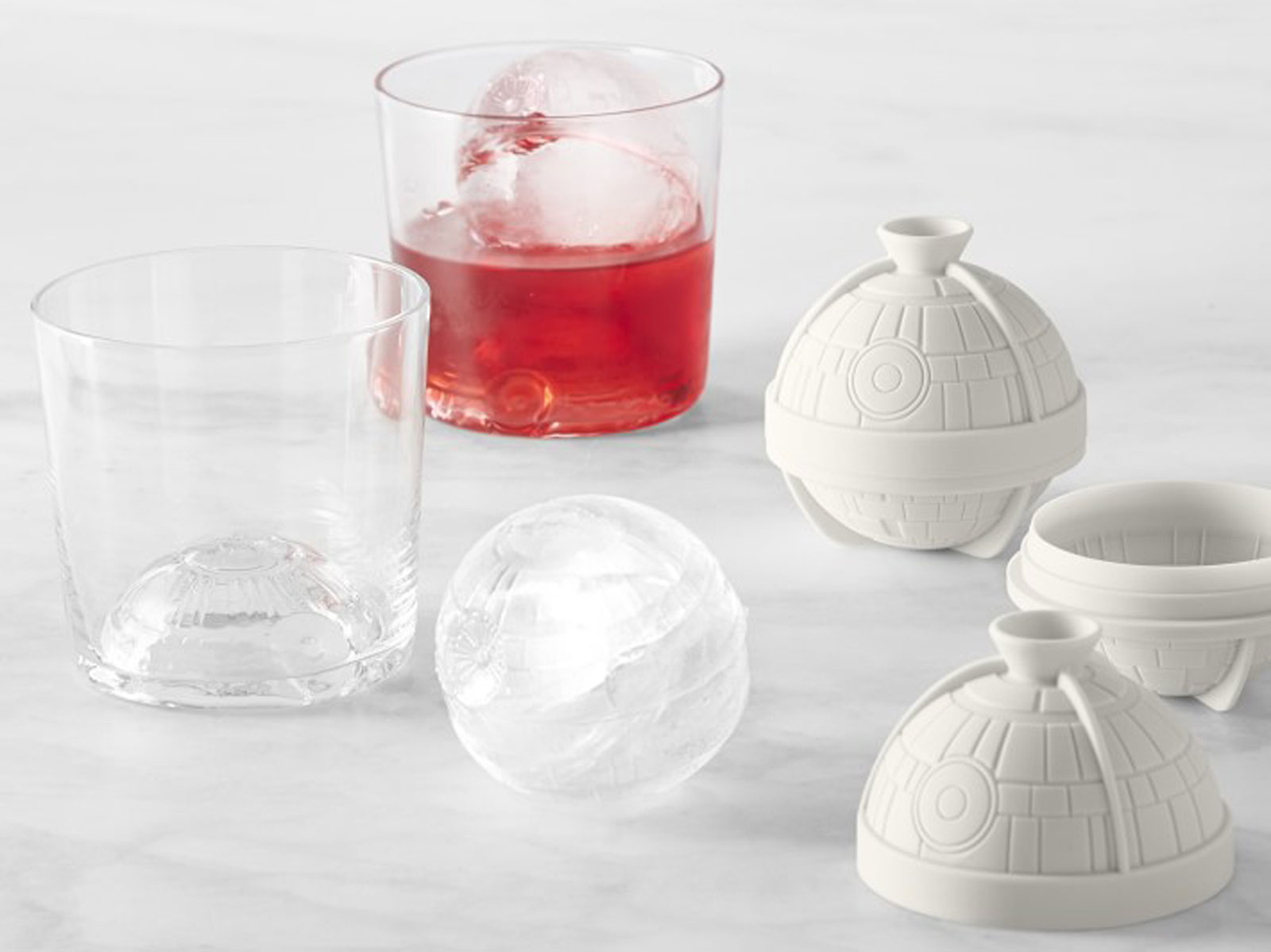 Star Wars ice molds
