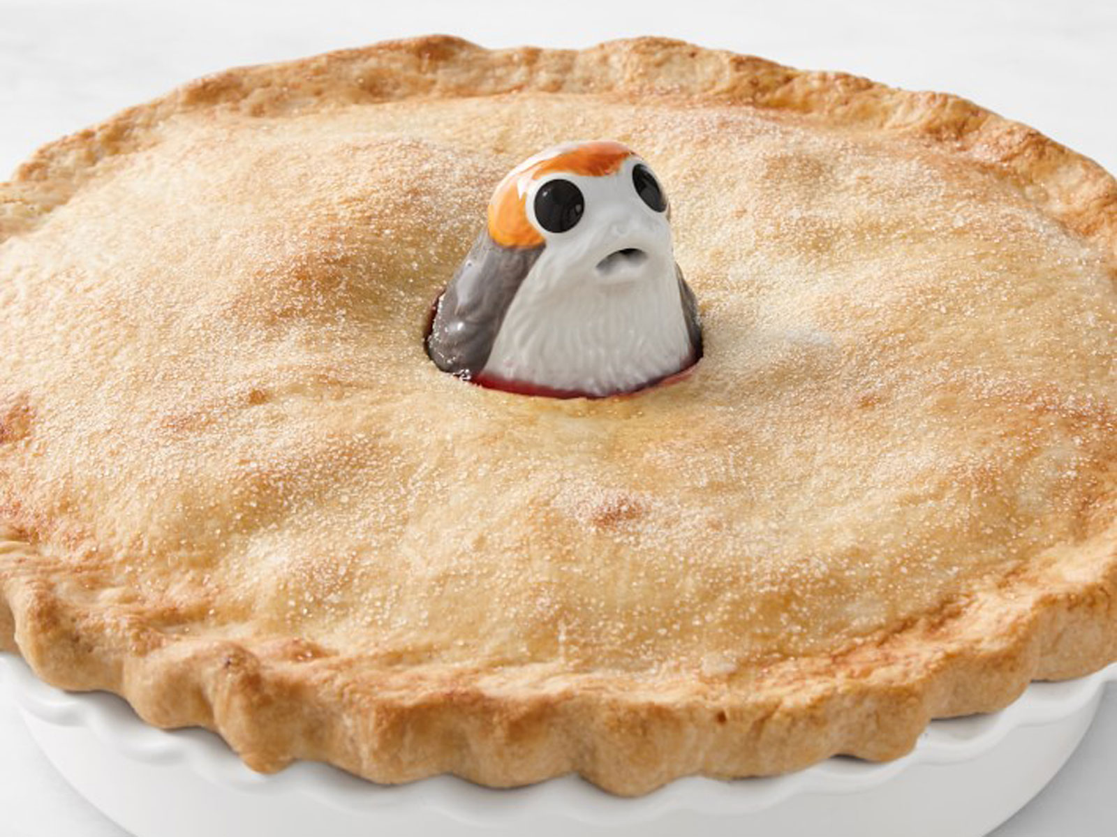 Le Creuset Star Wars Pie Porg