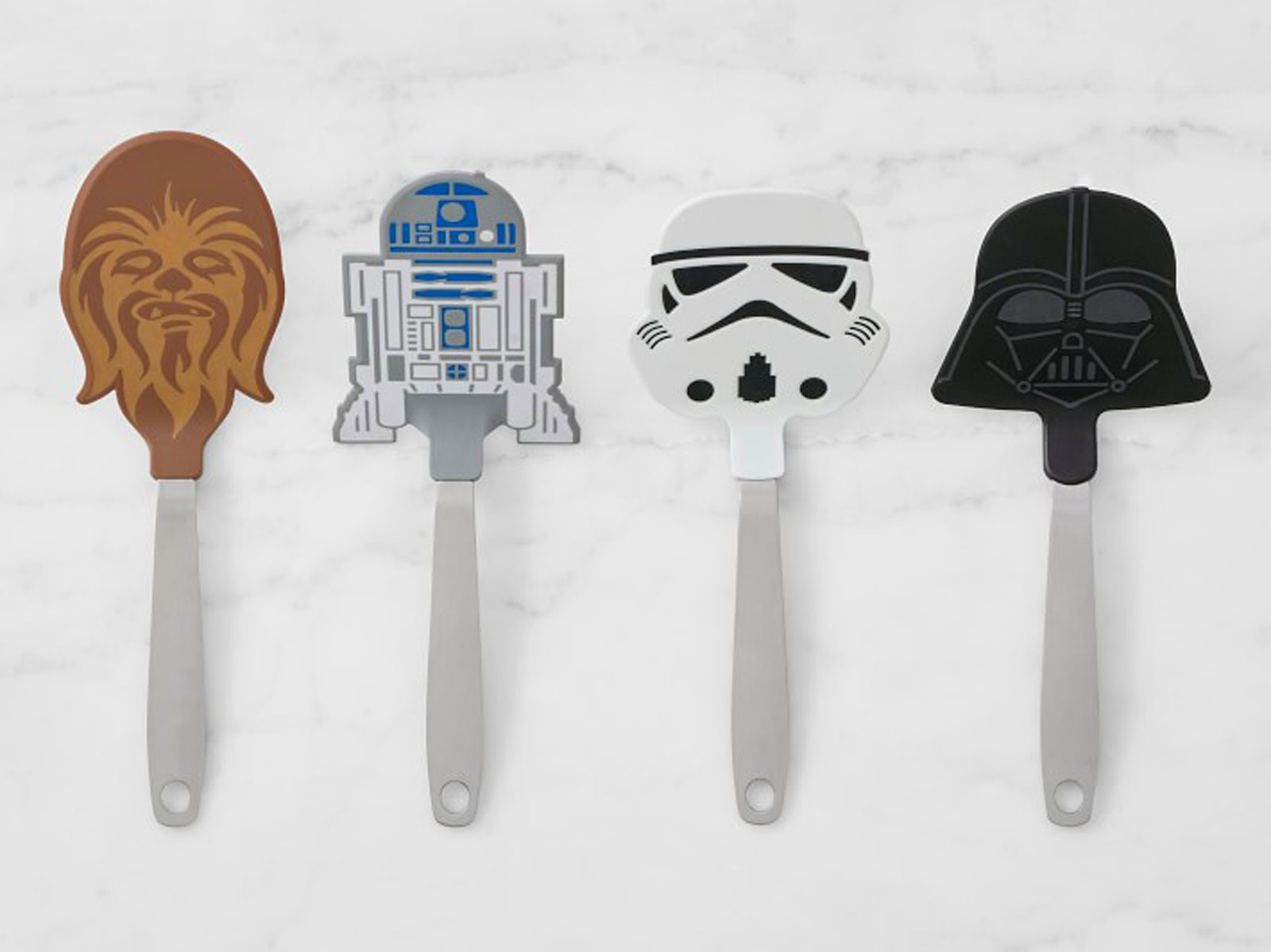 Star Wars spatulas