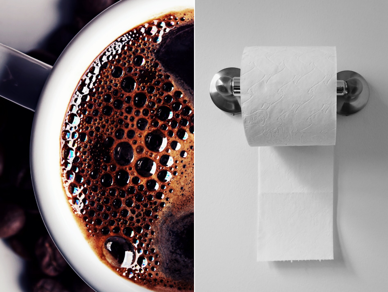 Why Does Coffee Make You Poop? Getty 11/4/19
