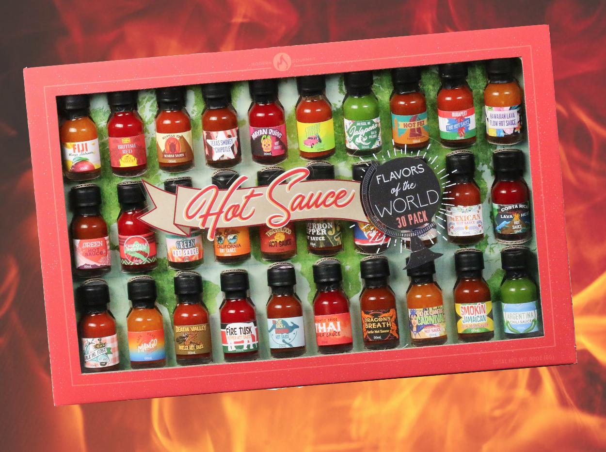Hot Sauce Gift Set