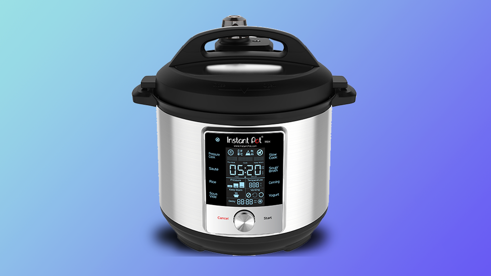 Instant Pot Round Up - Cover