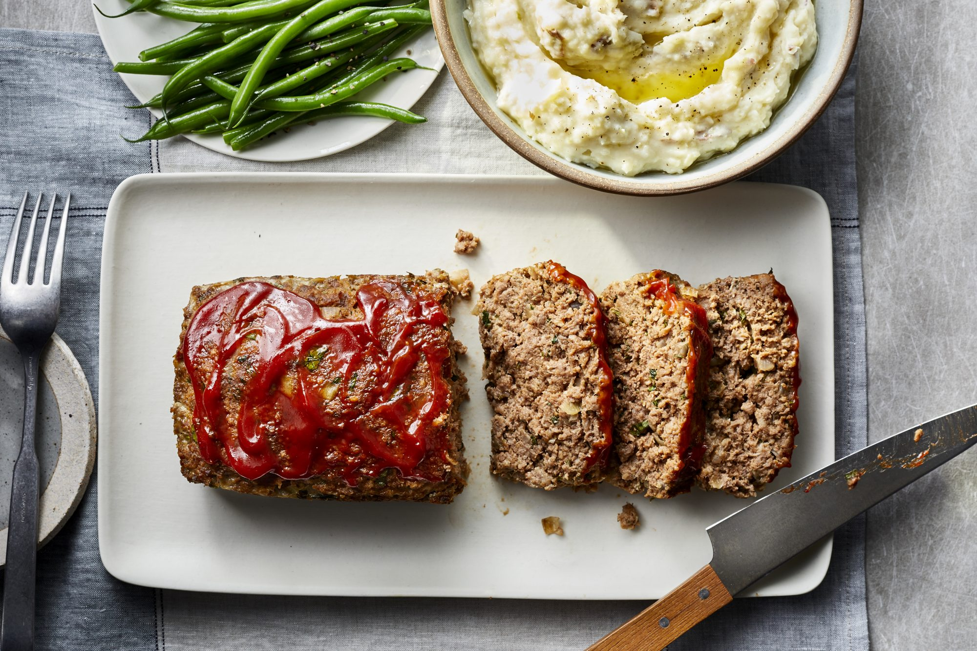A Chef's Secret for Saving Dry Meatloaf