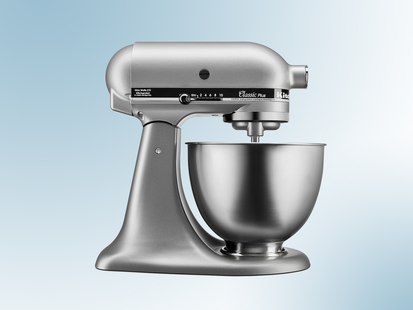 KitchenAid Classic Plus Series 4.5 Quart Tilt-Head Stand Mixer