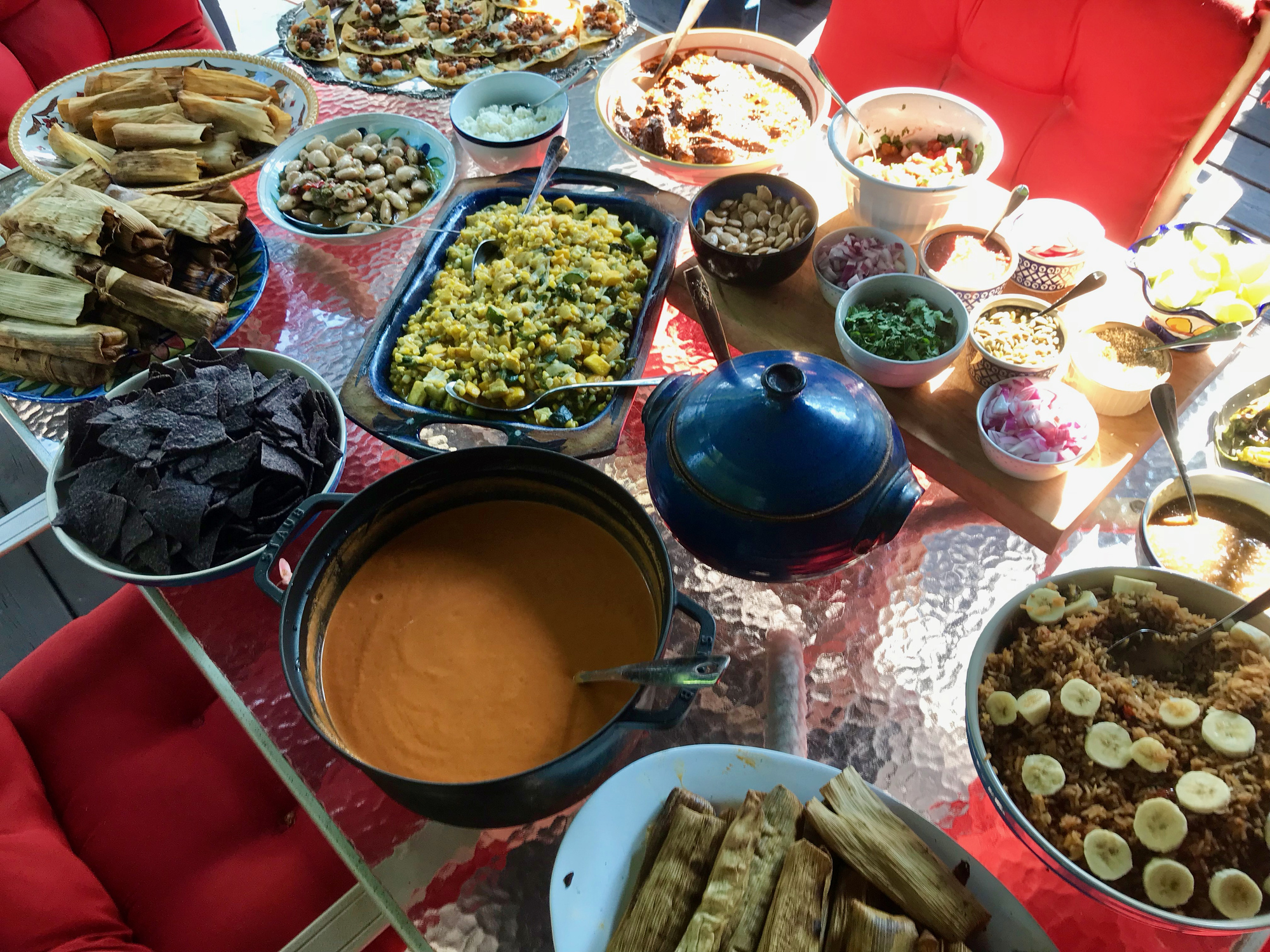 How to Master a Potluck, Whether You're Hosting or Attending One