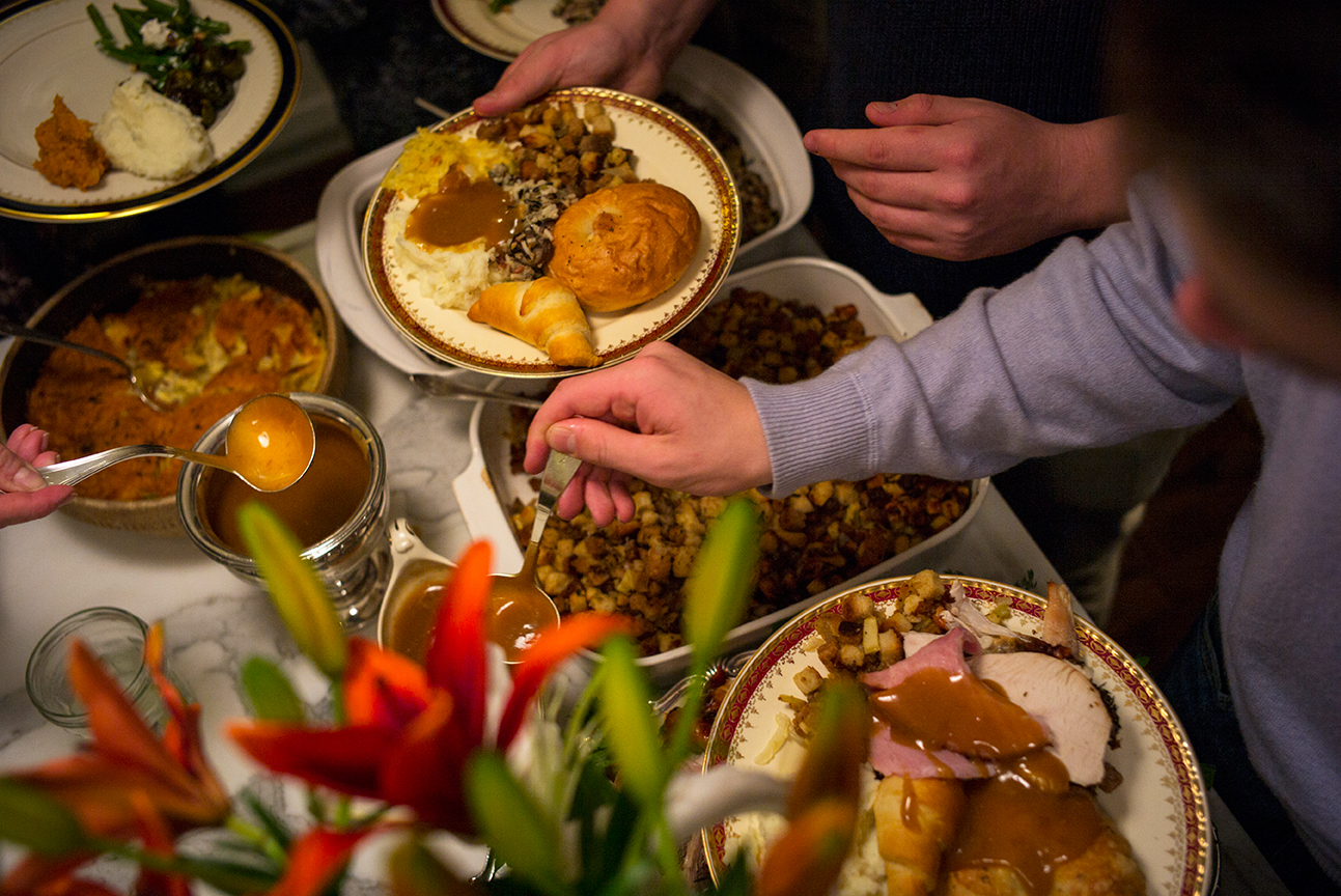 A Guest's Guide to Thanksgiving Leftover Etiquette