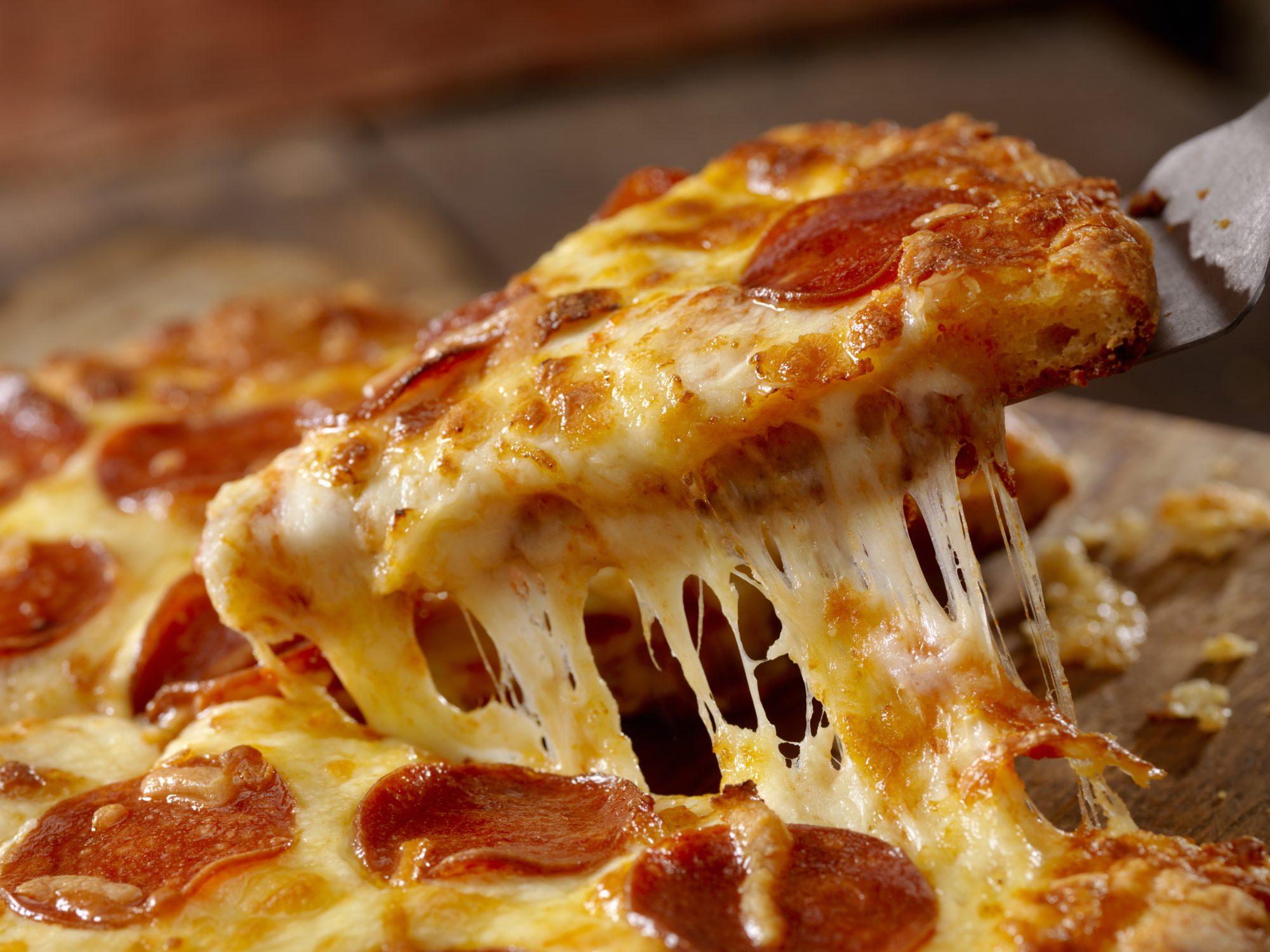 Pizza Getty 11/11/2019