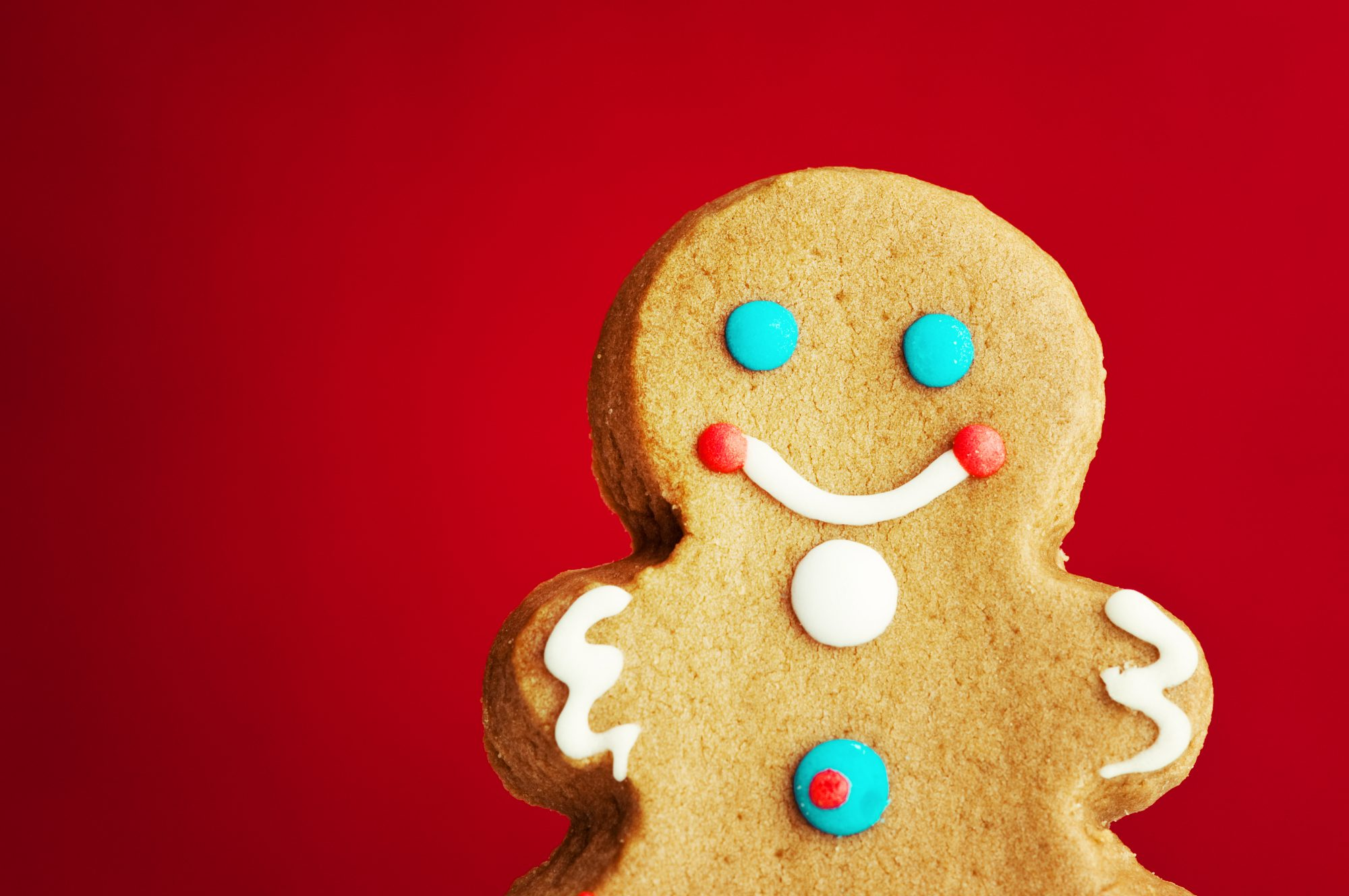 Gingerbread Man Getty 11/12/19