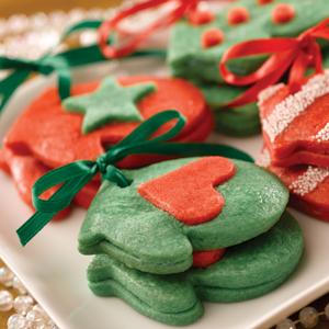 Minttens Sandwich Cookies