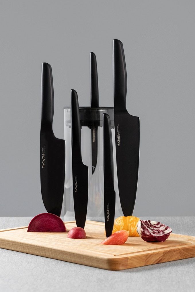 Our Test Kitchen Loves These Knives—and They're 50% Off Right Now