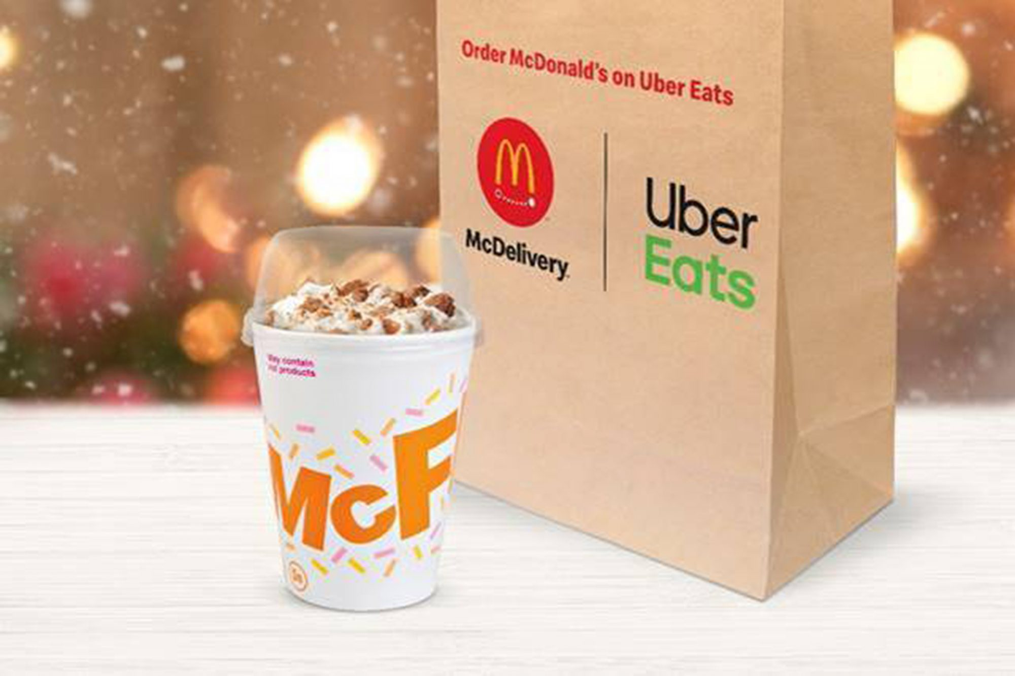 Snickerdoodle McFlurry