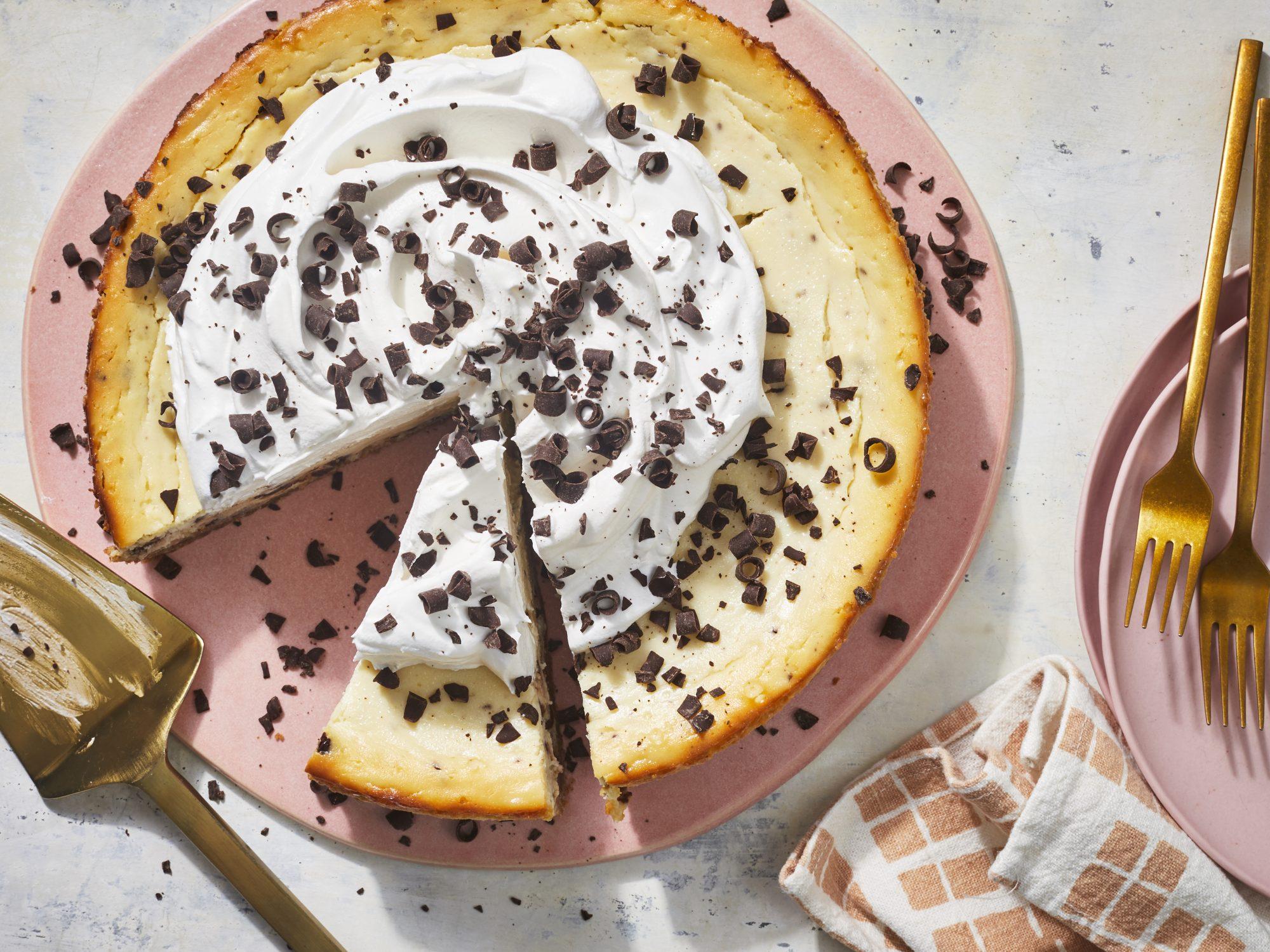 mr - Cannoli Cheesecake Image