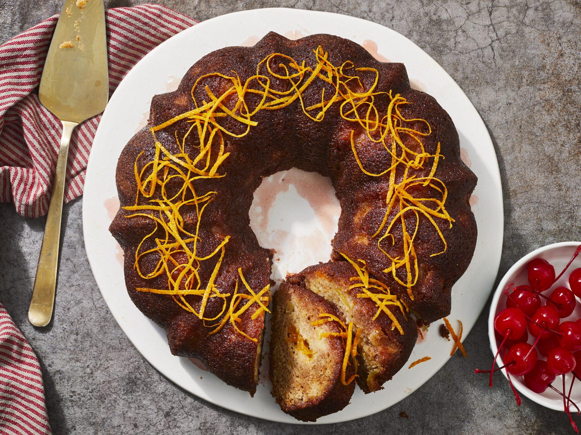 mr - Rum Punch Cake Image