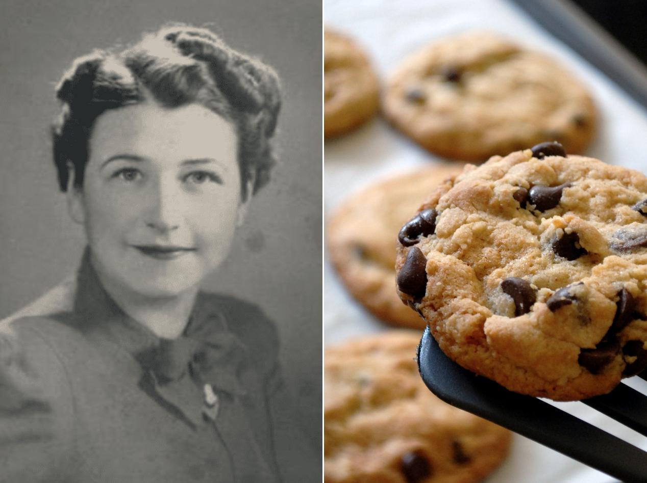 Ruth Wakefield/Cookies