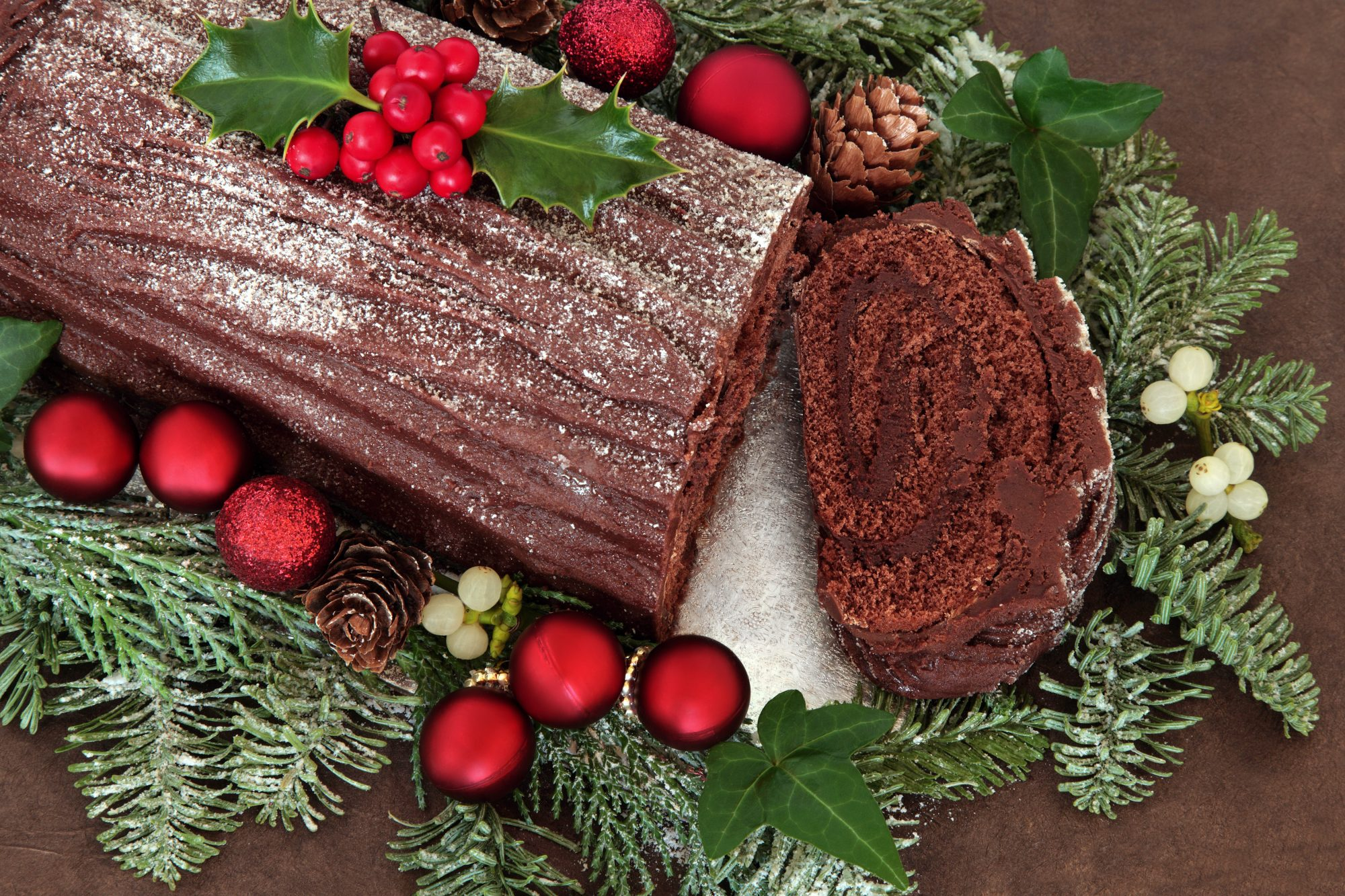 Yule Log 2 Getty 11/14/19