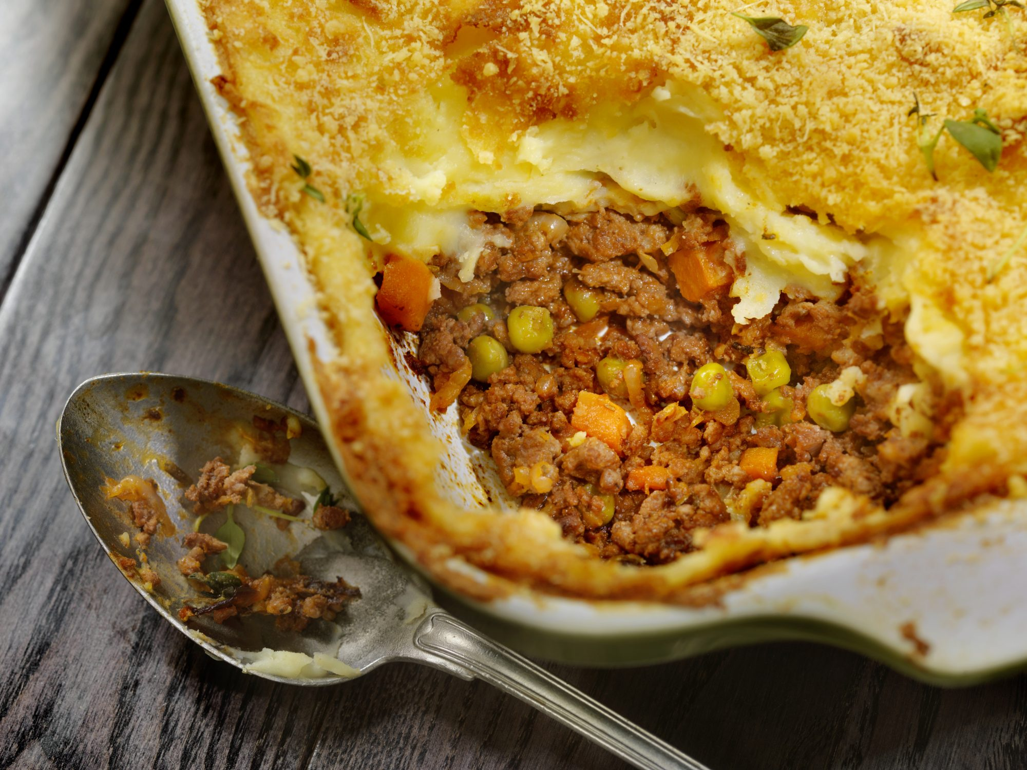 What Is Shepherd's Pie—and How Is It Different From Cottage Pie?