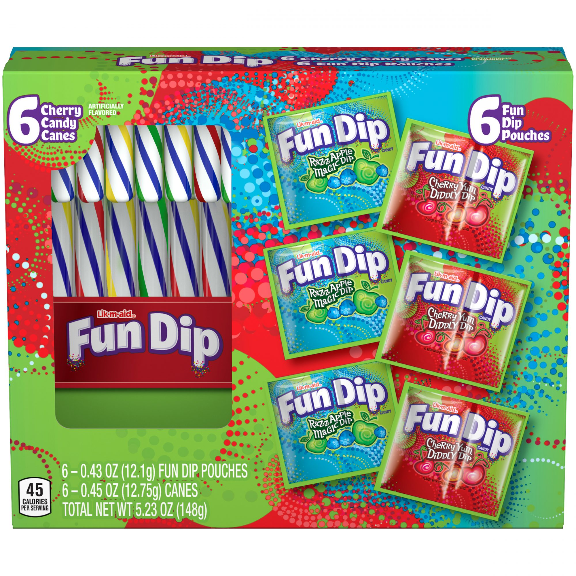 Get Your Holiday Sweet Tooth Ready: Nerds Candy Canes and Fun Dip Candy Canes Now Exist
