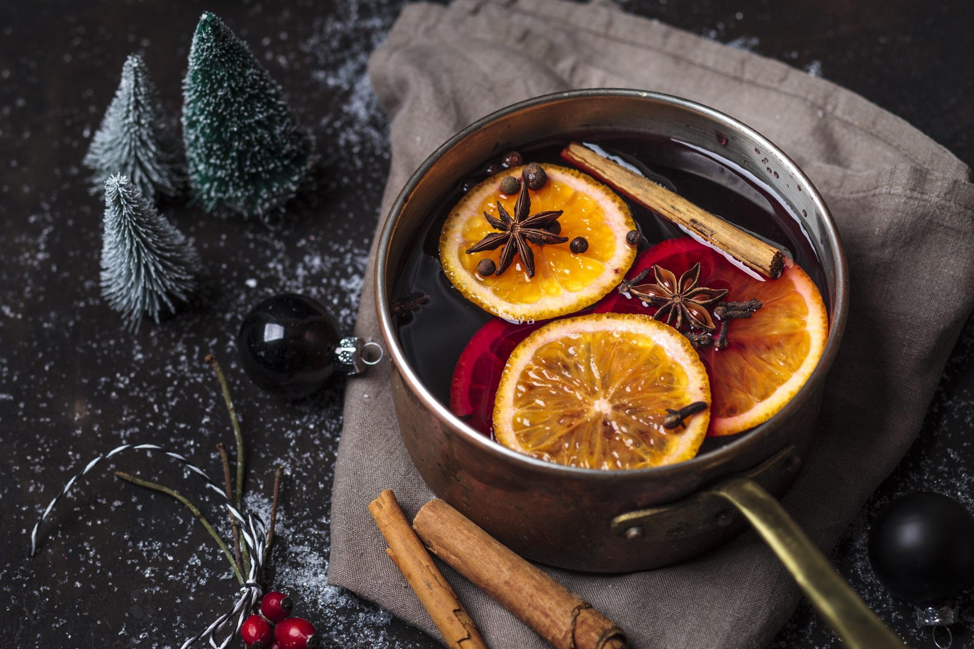 It's Mulled Wine Season—Here's How to Make It