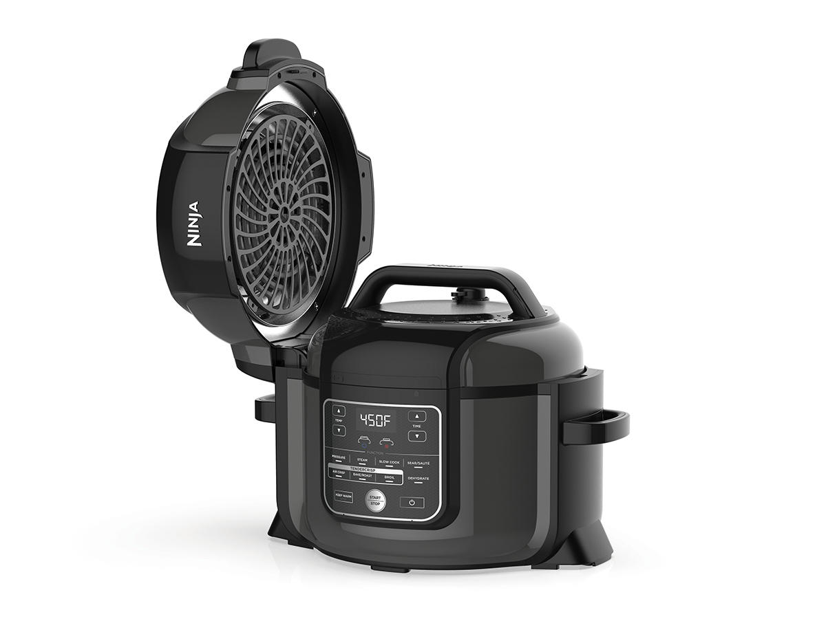 Ninja Foodi 8-Quart XL TenderCrisp Pressure Cooker