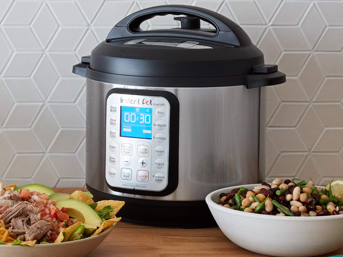 Instant Pot 60 DUO Plus 6 Qt 9-in-1 Multi-Use Cooker
