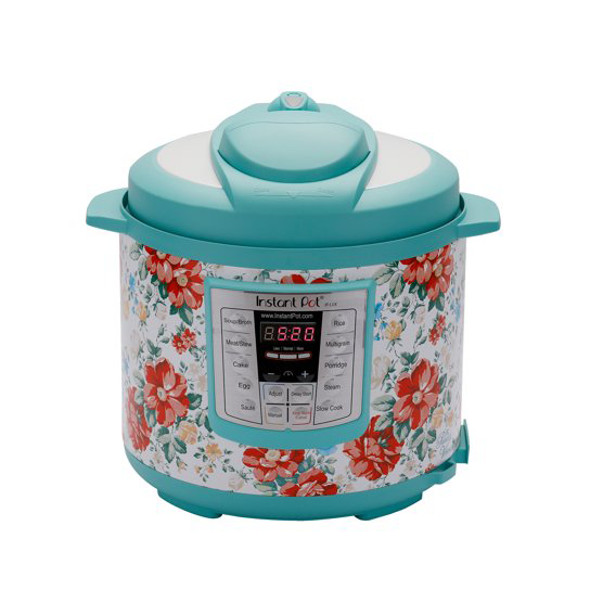 Pioneer Woman Vintage Floral Instant Pot