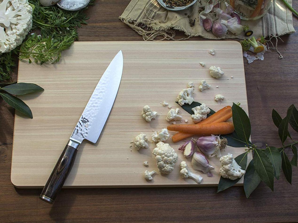 Amazon Shun Premier Kitchen Knife Starter Set 3 Piece Tout