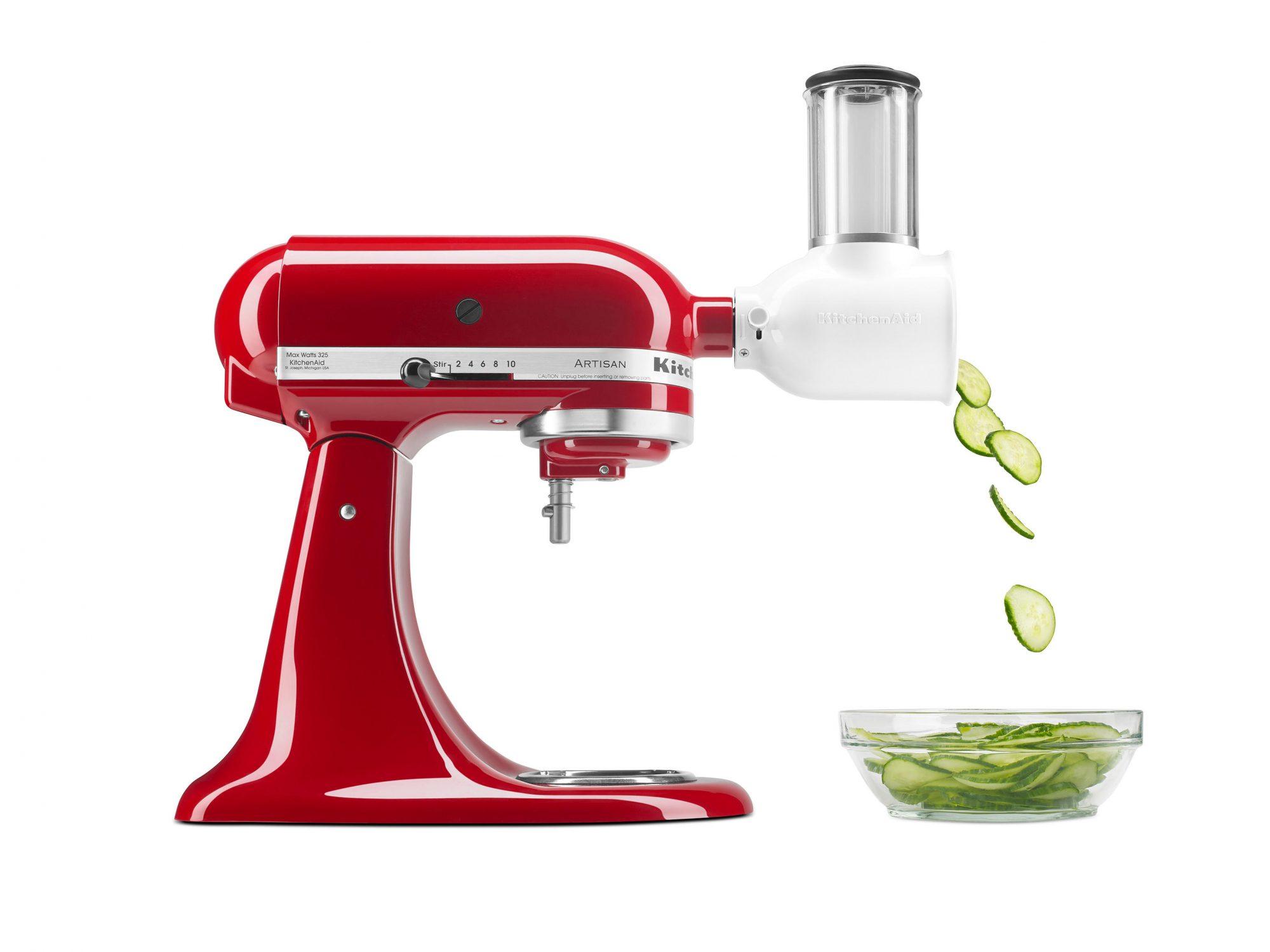 KitchenAid Fresh Prep Slicer & Shredder Attachment