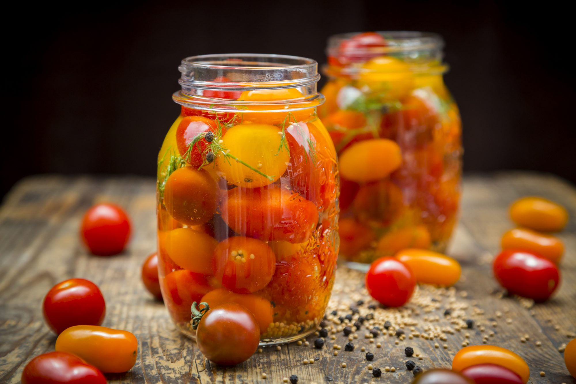 Make Sweet and Sour Grape Tomatoes for Your Charcuterie Board