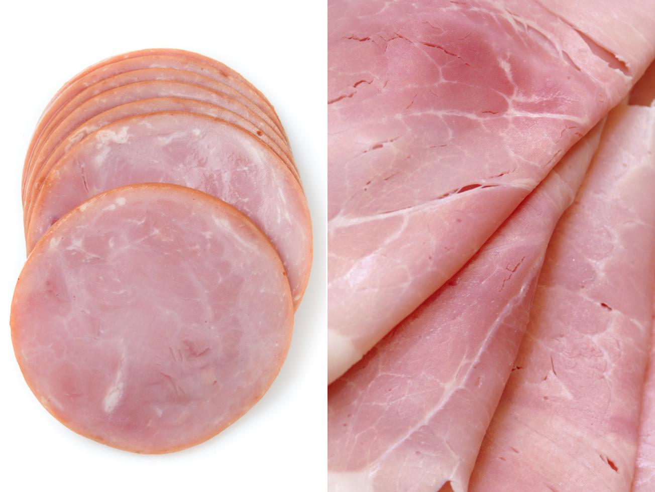 Canadian Bacon vs Ham