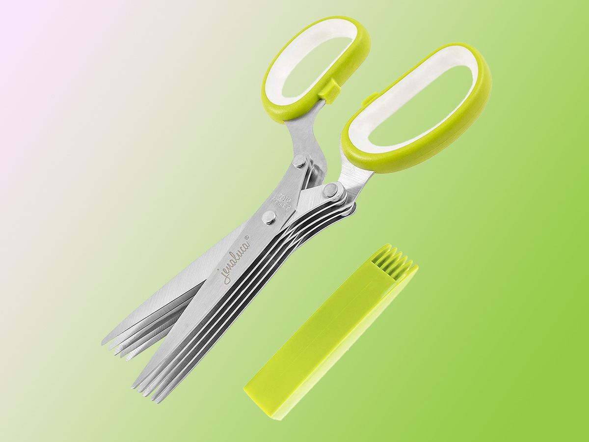 Jenaluca Herb Scissors