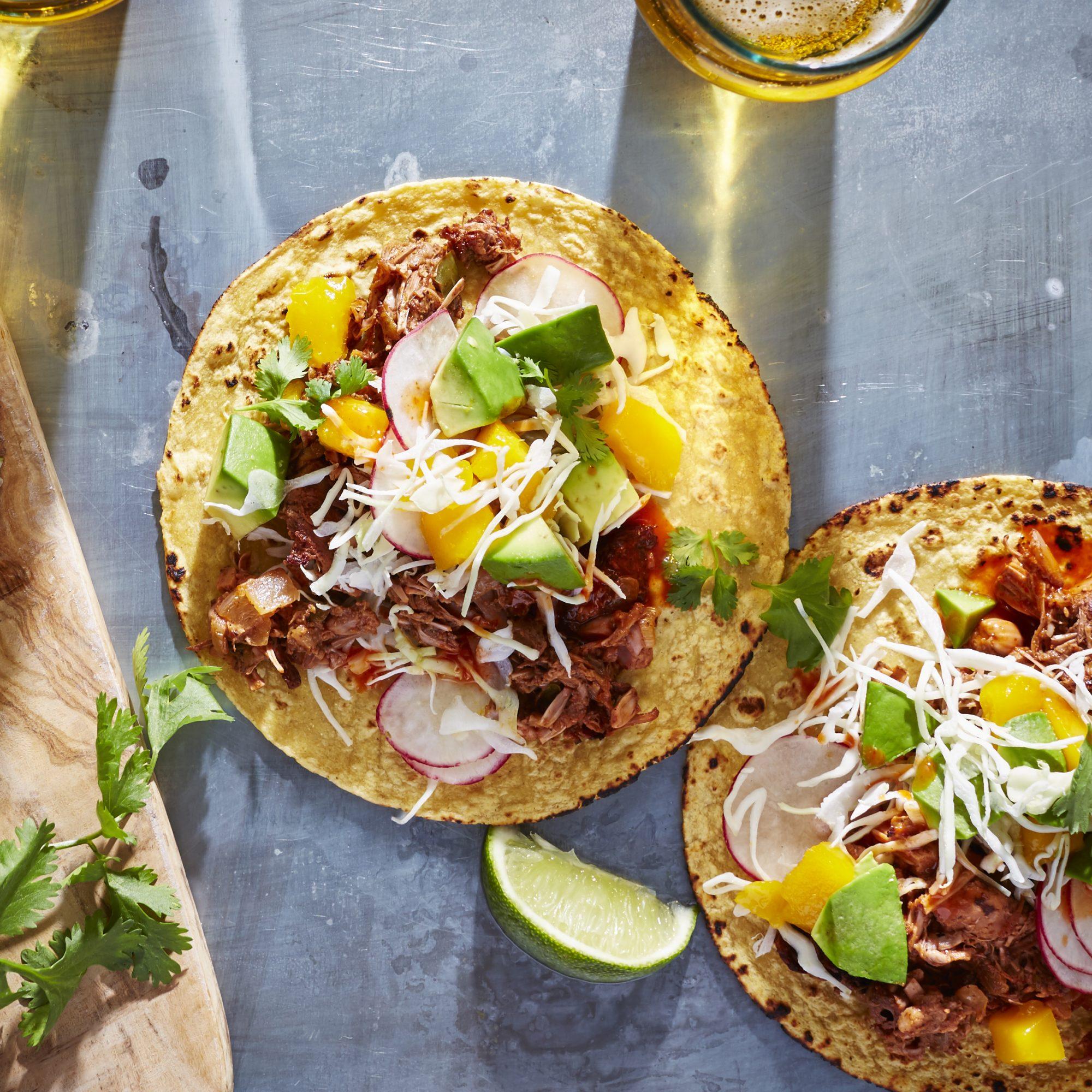mr-Jackfruit Carnitas Tacos Image