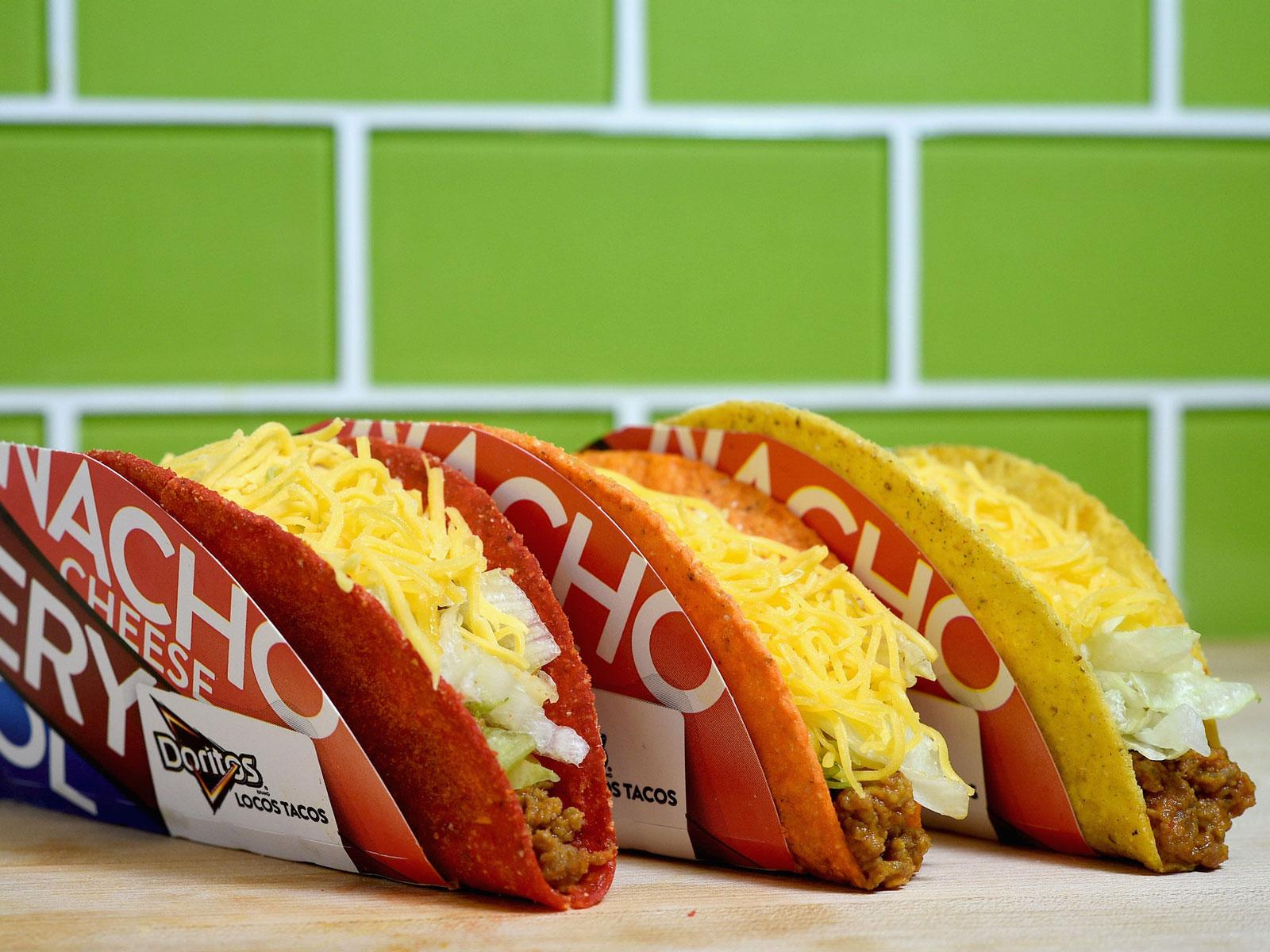 Taco Bell Will Ax Nine Items in Menu Revamp
