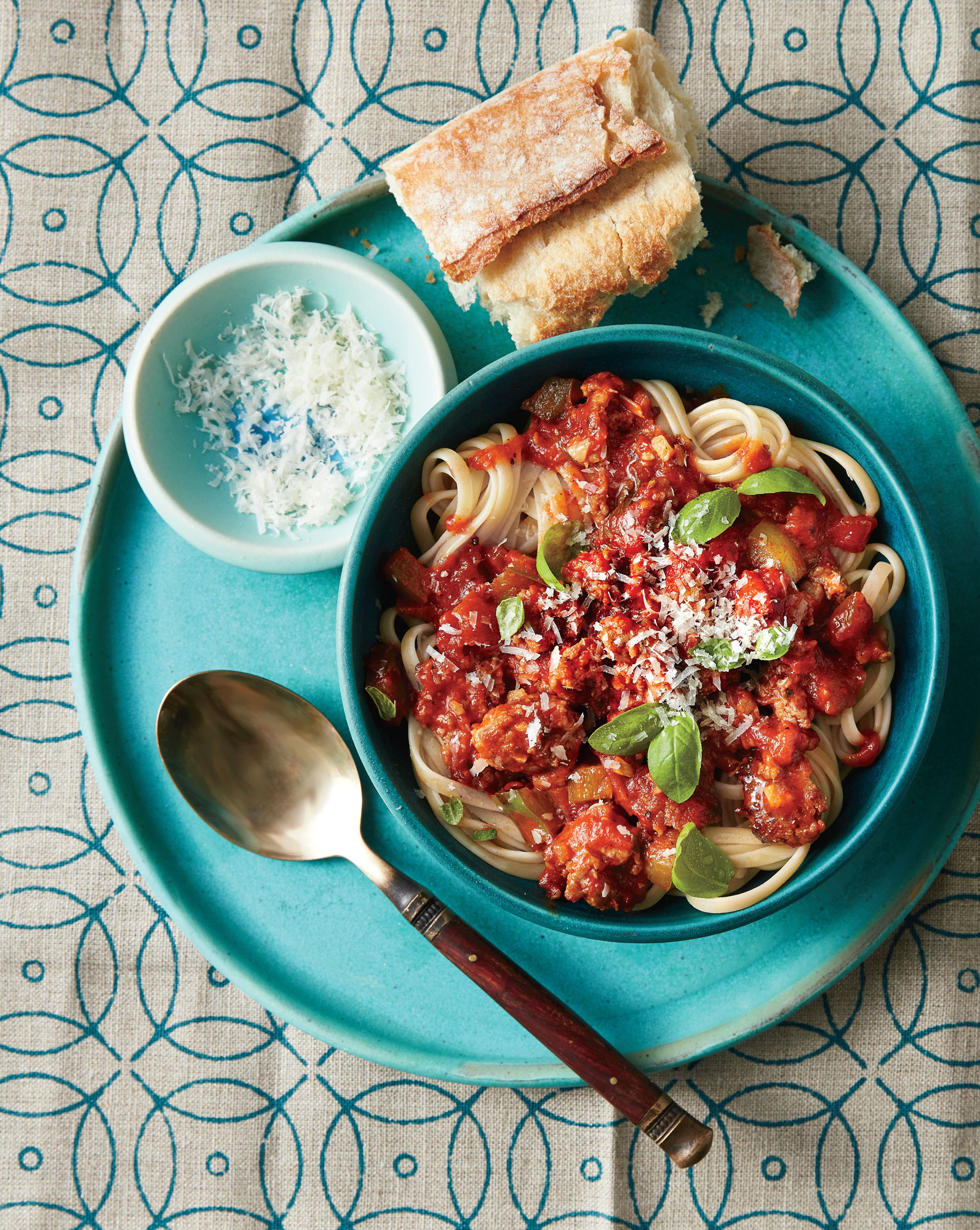 Quick and Easy Spaghetti Bolognese image