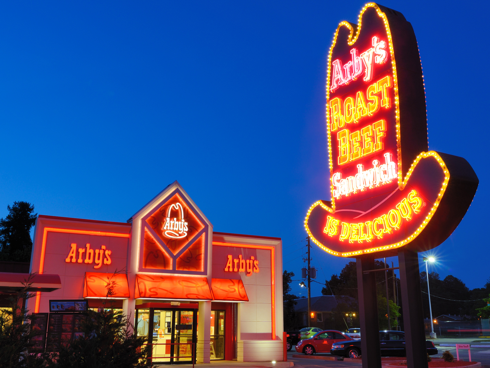 Arby's Says It Will Never Add Plant-Based Meat to Its Menu