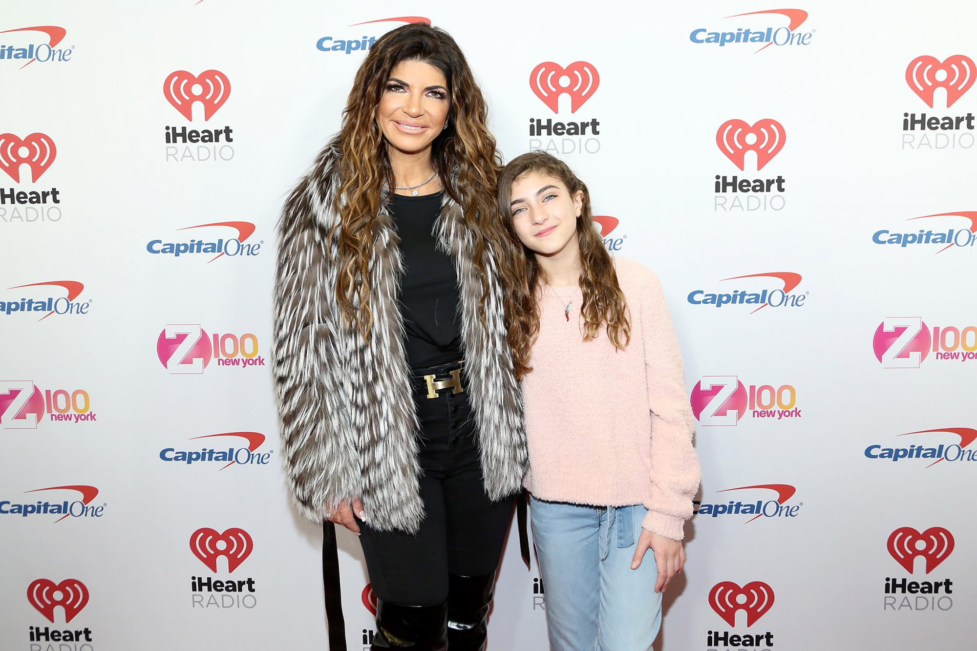 iHeartRadio's Z100 Jingle Ball 2019 Presented By Capital One - Press Room