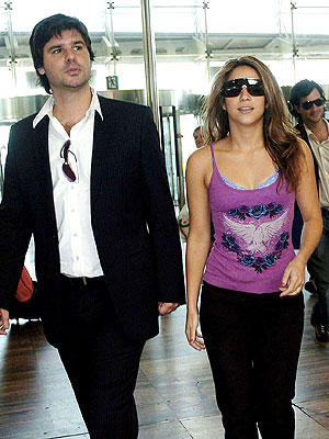 Antonio de la Rua y Shakira